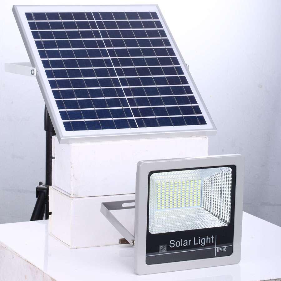 Đèn năng lượng mặt trời Green Việt SL389D 100W