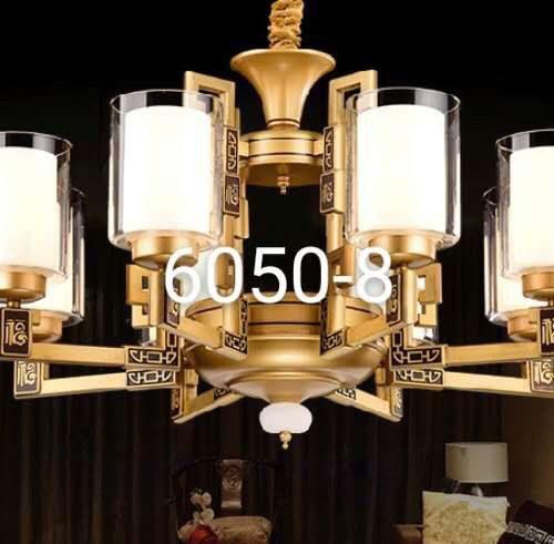 Đèn chùm trang trí cao cấp D770-8