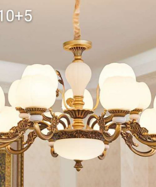 Đèn chùm trang trí cao cấp Y6049-15