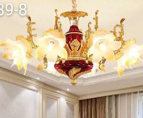Đèn chùm trang trí cao cấp T6039-8