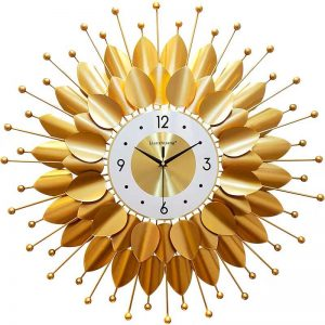 Đồng hồ decor nghệ thuật